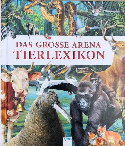 Das grosse Arena-Tierlexikon