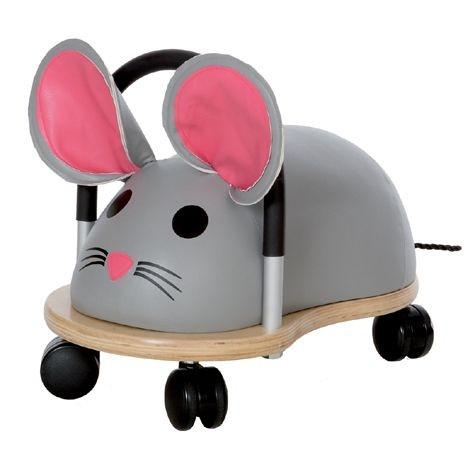 Rolltier Maus Wheely groß