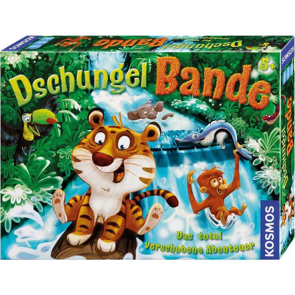 """Spiel """"Dschungelbande"""""""