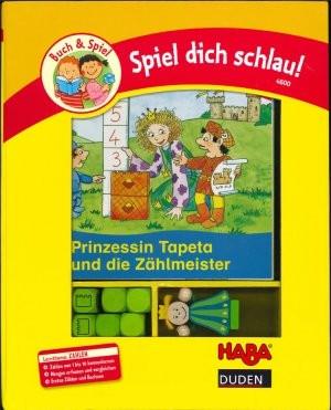 """Lernspiel """"Prinzessin Tapeta und die Zählmeister"""""""