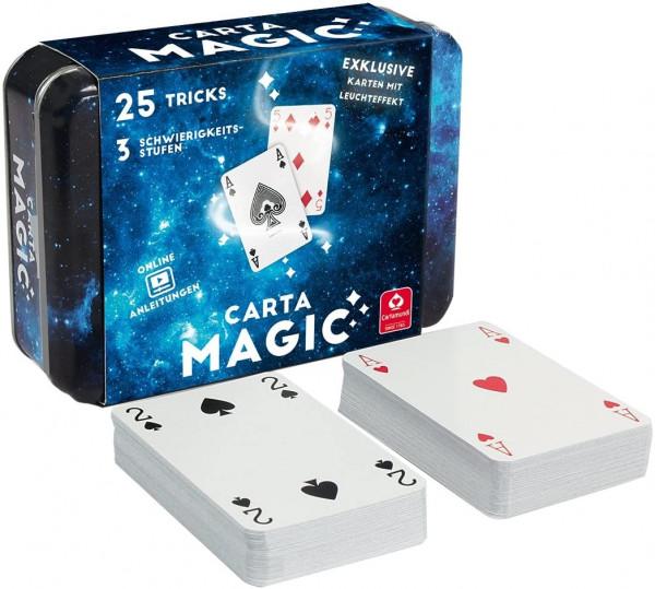 """Zauberkarten """"Carta Magic"""""""