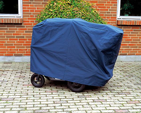 Abdeckschutz (Garage) Turtle 4er Kinderbus