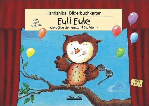 """Kamishibai-Bilderbuchkarten """"Euli Eule"""""""