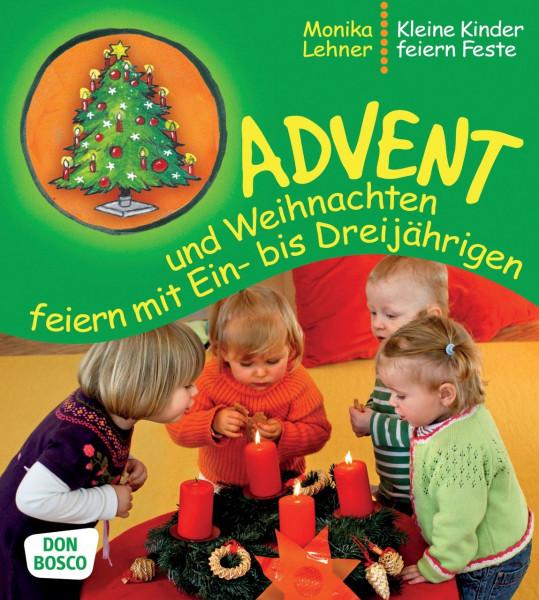 Advent und Weihnachten feiern mit Ein-bis Dreijährige