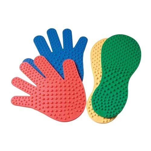 Bodenmarkierung Hände / Füße