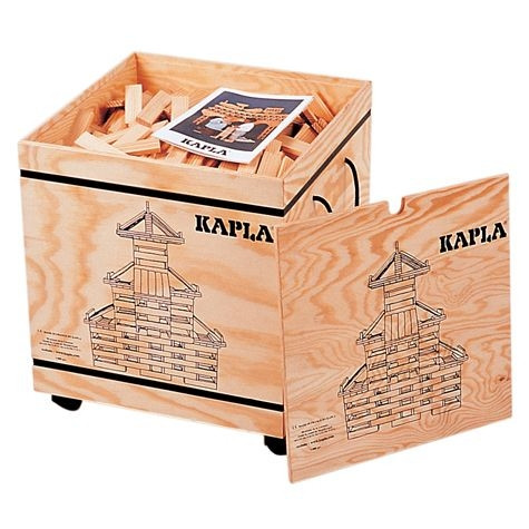 Kapla 1000 Holzplättchen