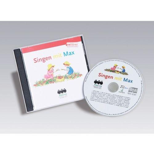 Singen mit Max, CD