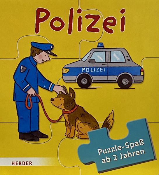 Polizei Puzzle-Spaß ab 2 Jahre