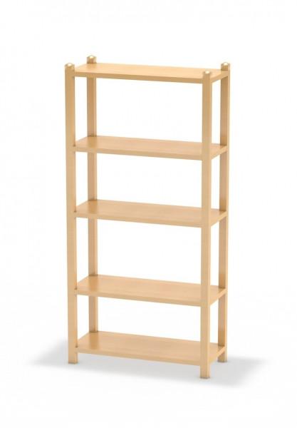 Bücherregal, 80 cm breit