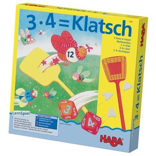 HABA 3 x 4 = Klatsch