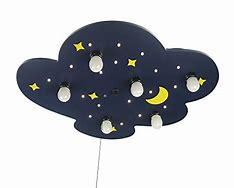 Lampe Wolke (ohne Leuchtdiode)