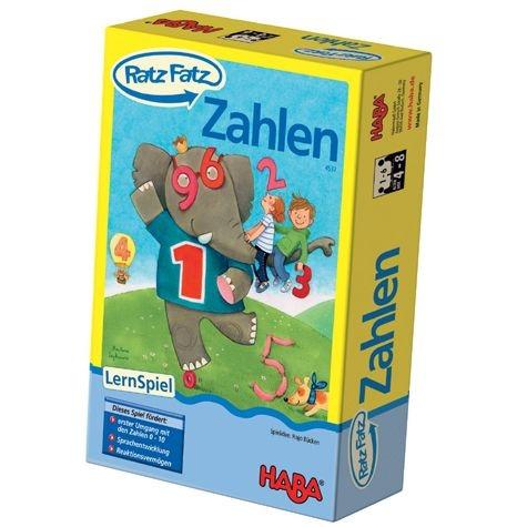 HABA Ratz-Fatz - Zahlen