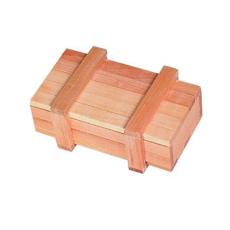 Zaubertrick-Kiste mit Geheimverschluss