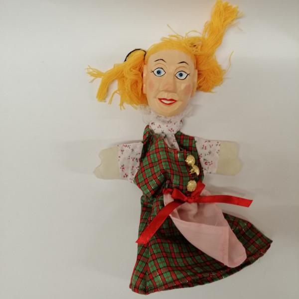 Handpuppe Gretel