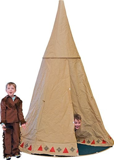 Zelt für Rollenspiele