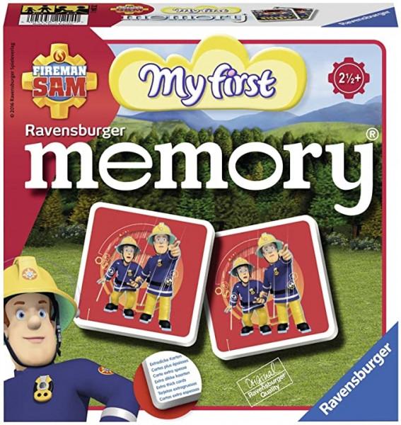 "Memory ""Feuerwehrmann Sam"""