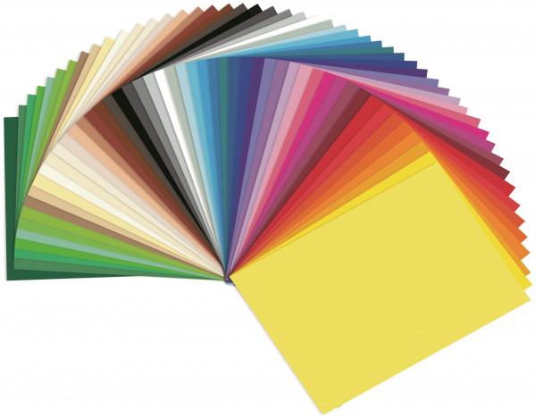 Fotokarton 300 g, 50x70 cm - 10 Bogen einer Farbe