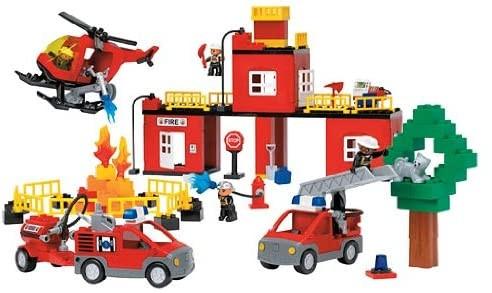 Lego Feuerwehrstation, 9240