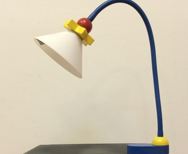 "Lampe Klemmleuchte ""Stern"""