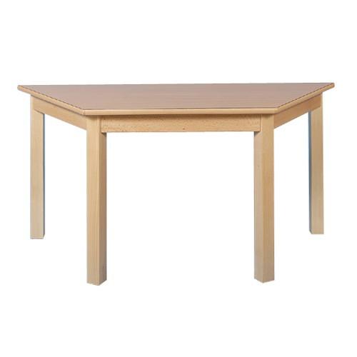 Trapez-Tisch 120 x 60 cm