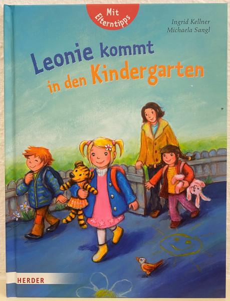 Leonie kommt in den Kindergarten
