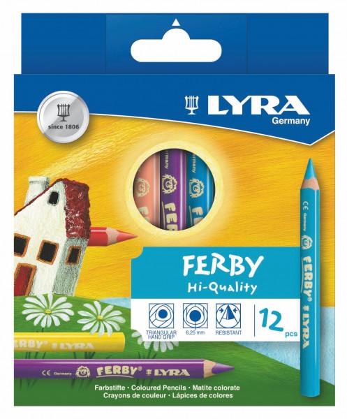 Lyra Ferby 12 Stück