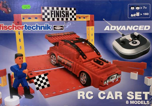 Fisher Technik RC Car Set