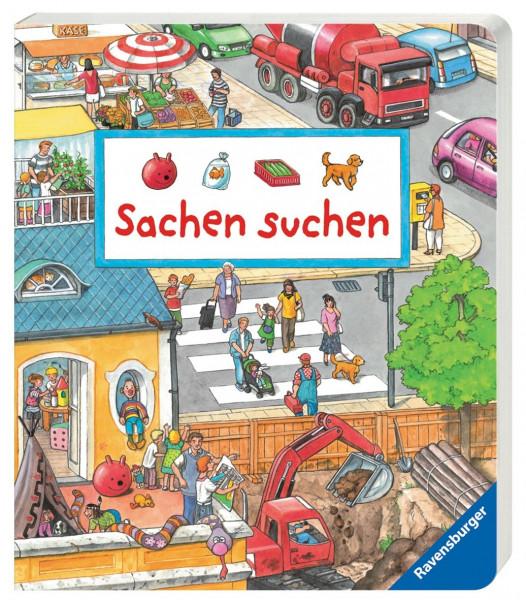 """Bilderbuch """"Sachen suchen"""""""