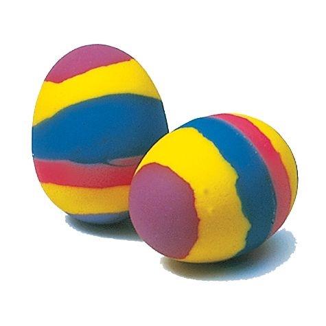 Flummy Eier 4,5 cm