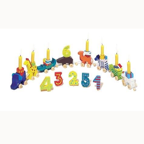 Geburtstags-Karavane