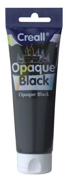 Creall Opaque black