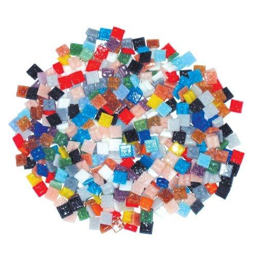 Mosaiksteine aus Glas