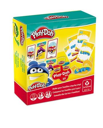 Play-Doh Quartett