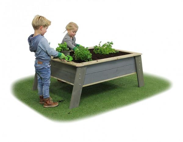 Kindergarten-Pflanzbeet