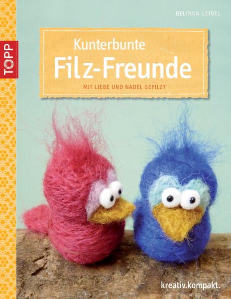 Kunterbunte Filz-Freunde