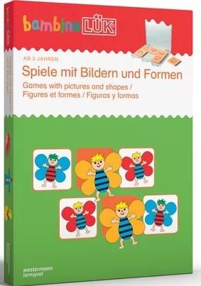 bambino LÜK-Set - Spiele mit Bildern und Formen
