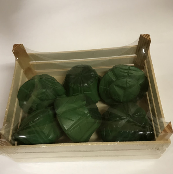 Gemüsekiste Kopfsalat 6teilig