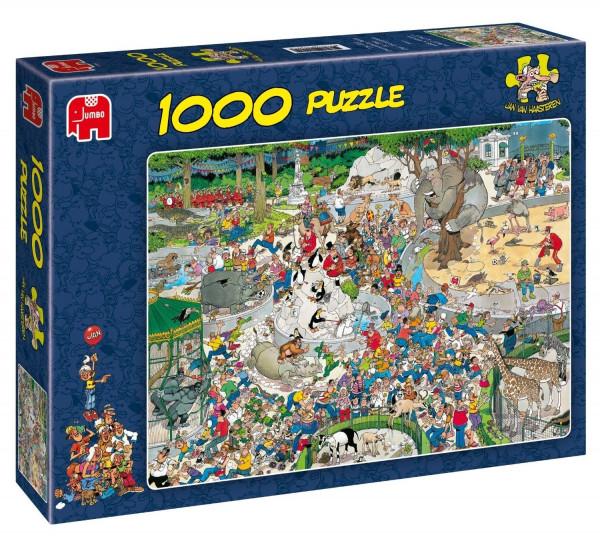 "Puzzle ""Im Zoo"""
