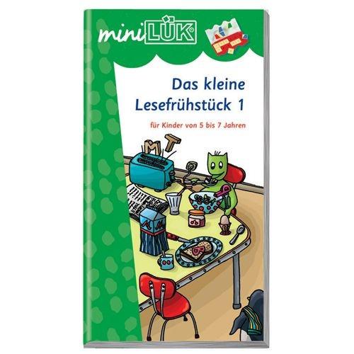 mini LÜK Das kleine Lesefrühstück 1