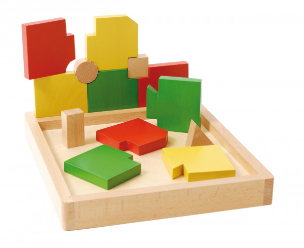 Vario Holzpuzzle