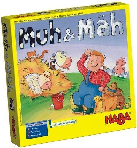 HABA Muh & Mäh - Mitbringspiel
