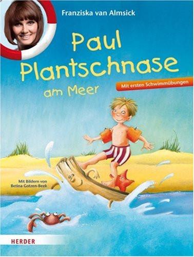 Paul Plantschnase am Meer