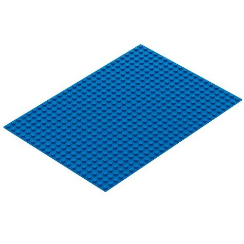 Hubelino 560er Platte blau
