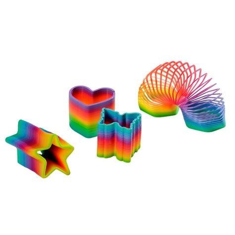 Regenbogen-Motiv-Spirale