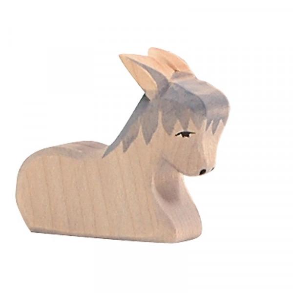 Ostheimer Krippenfigur Esel