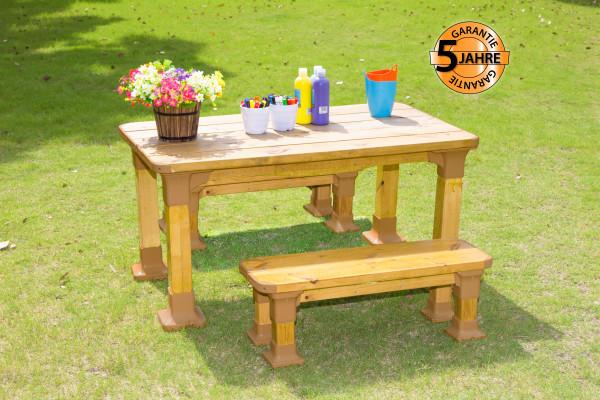 Outdoor Tisch, rechteckig