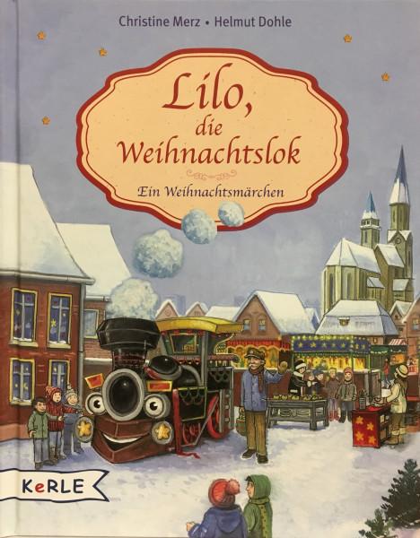 Lilo, die Weihnachtslok