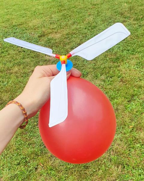 Ballonhelikopter 20 Stück D: 25cm