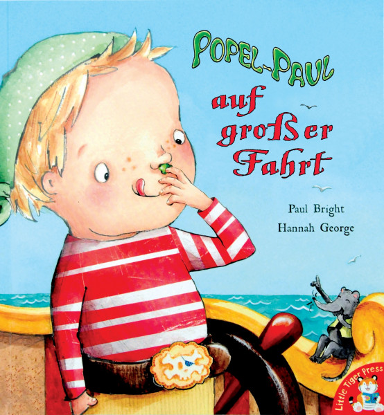 Popel-Paul auf großer Fahrt