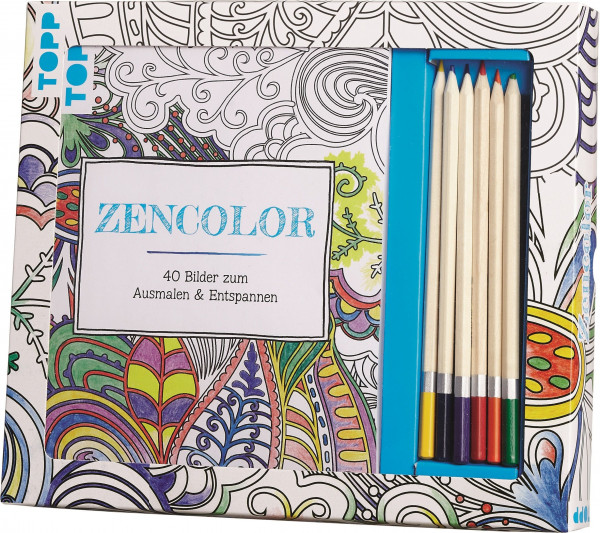 Kreativ-Set Zencolor